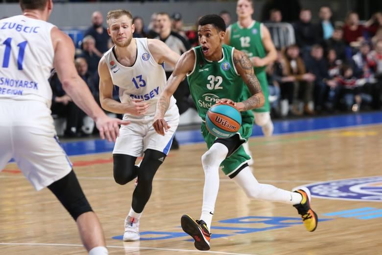 Koszykarze Stelmetu Enei Zielona Góra świetnie rozpoczęli rok w rozgrywkach ligi VTB. W dwóch meczach osiągnęli wspaniałe sukcesy, oba wywalczone w meczach