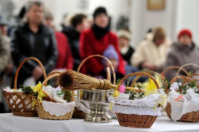 Koluszki. Wielkanoc inna niż zwykle – bez święcenia koszyczków i tradycyjnych mszy