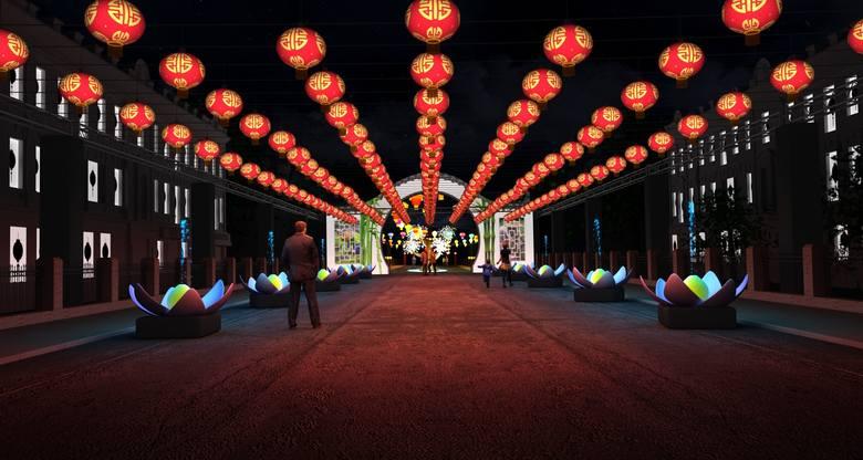 """Skyway 2019: program - """"Chinatown""""W ramach Bella Skyway Festival 2019 ulica Gregorkiewicza zmieni się w prawdziwe Chinatown. Tradycyjne"""