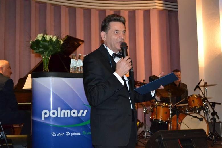 """12 stycznia, w hotelu """"Pod Orłem"""", XXX-lecie świętowała bydgoska firmy Polmass SA. To polski producent preparatów mlekozastępczych,"""