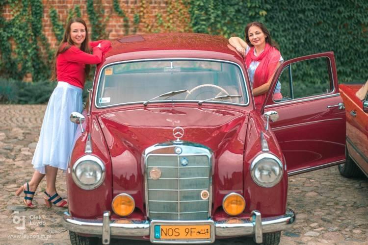 W weekend na przełomie sierpnia i września odbył się trzeci zlot She's Mercedes, czyli spotkanie miłośniczek zabytkowych Mercedesów. Tym razem klasyczne