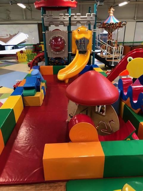 Kinderplaneta Carrefour Borek