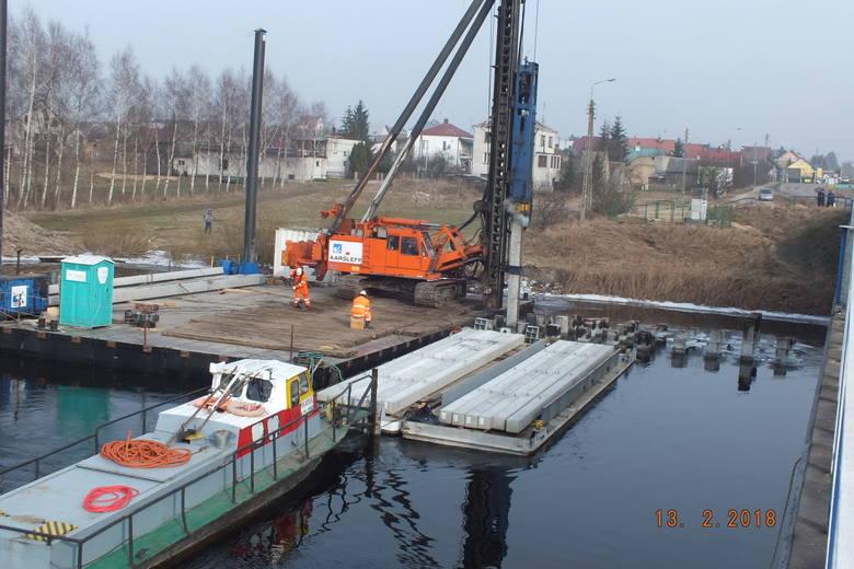 168 metrów długości, 13,6 metrów szerokości. Taki będzie nowy most na rzece Narew.