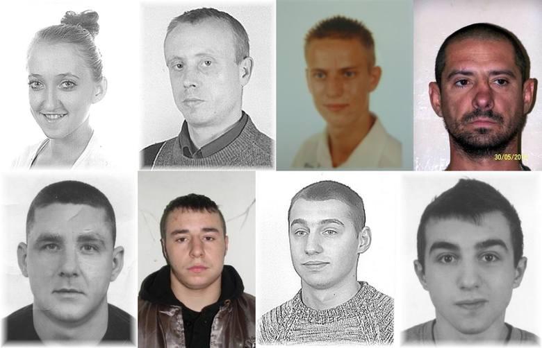 Zobacz zdjęcia osób z regionu radomskiego poszukiwanych przez policję listami gończymi. Rozpoznajesz którąś z tych osób? Widziałeś ją? Koniecznie skontaktuj