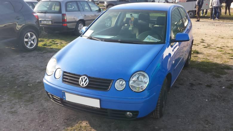 5. Volkswagen Polo. Silnik 1,4 diesel, rok produkcji 2002, cena 6100 zł.