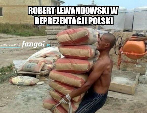 Reprezentacja Polski pokonała w Rydze Łotwę 3:0, w meczu eliminacji do Euro 2020. Hat-trickiem popisał się Robert Lewandowski, a niezły mecz rozegrali