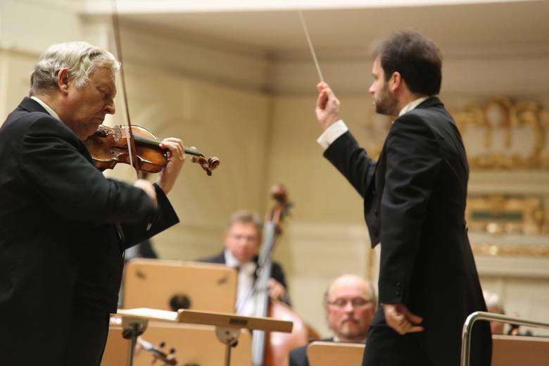 Łukasz Borowicz, Konstanty Andrzej Kulka i Poznańscy Filharmonicy