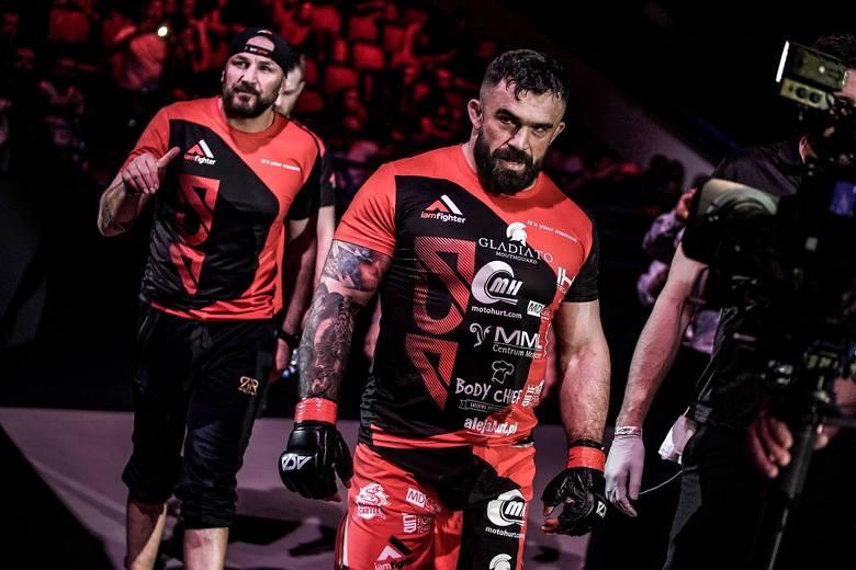 W klatce organizacji ACA Daniel Omielańczuk ostatni raz walczył w lutym tego roku.