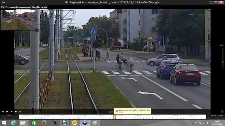 W sierpniu minie rok od tragedii na Bydgoskim Przedmieściu. Tutaj dwaj 15-latkowie na rowerze miejskim wjechali w staruszkę. 86-latka zmarła. Do dziś