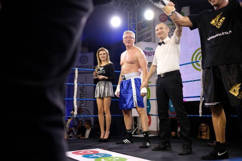 Gala Biznes Boxing Polska: Walka Jacek Jaśkowiak - Przemysław Saleta