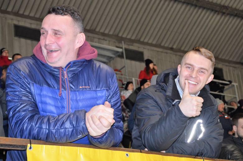 Oświęcimscy fani po awansie Unii do ćwierćfinału hokejowego play-off byli niezwykle zadowoleni