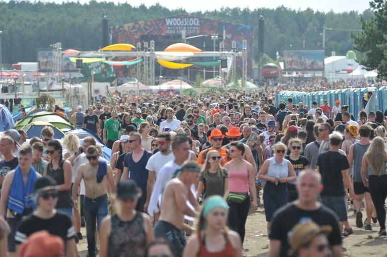 PolAndRock Festiwal czwarty rok z rzędu będzie miał status imprezy podwyższonego ryzyka.
