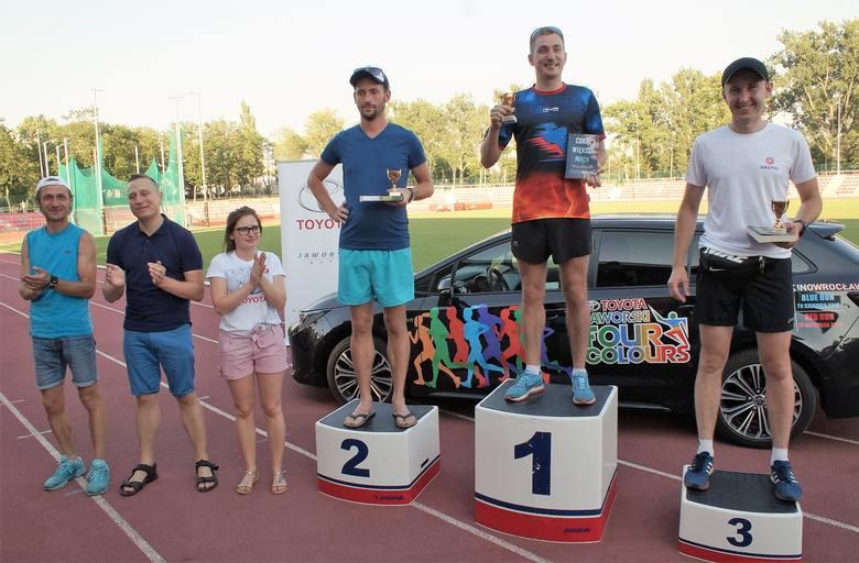 W niedzielę, 30 czerwca, odbył się w Inowrocławiu bieg Blue Run, będący jedną z czterech takich imprez w ramach cyklu Four Colours Grand Prix Inowrocławia.