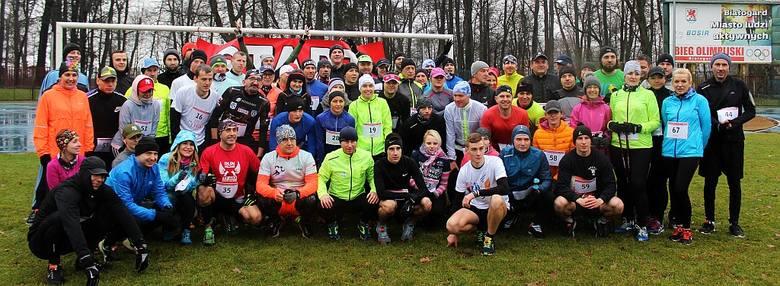 Dziś, na Stadionie Miejskim w Białogardzie, odbył się VII Sylwestrowy Bieg Sportowo Rekreacyjny.Zobacz także: Koszalin: Bieg Sylwestrowy 2018 w Kosz