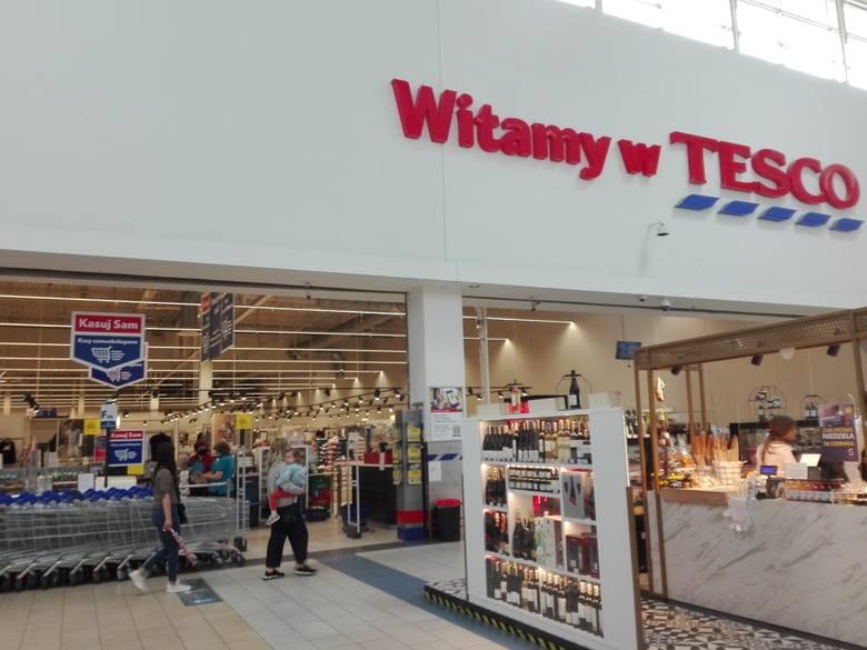 Tesco w Silesia City Center w Katowicach jest do sprzedaży. Kto kupi tak wielki sklep? A może zostanie podzielony na kilka mniejszych?Zobacz kolejne