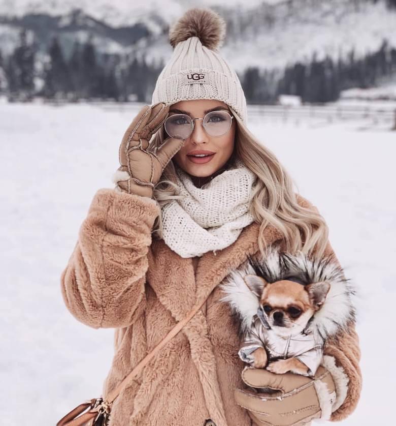 Klaudia Kraska - była podprowadzająca Motoru Lublin zajęła się hodowlą psów