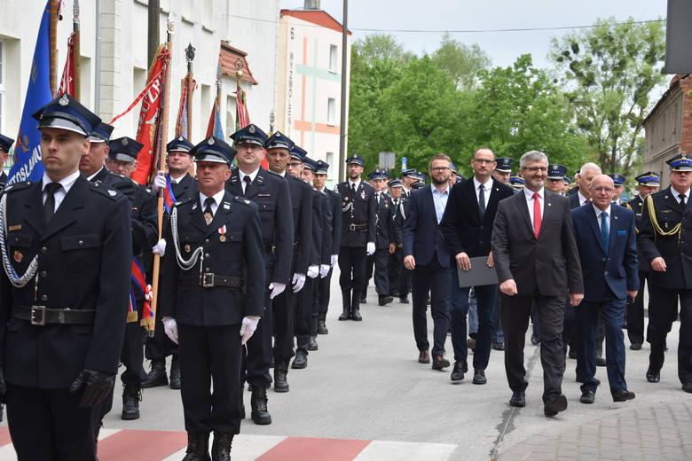 Powiatowe obchody Dnia Strażaka organizowane są co roku w innej gminie. Tym razem padło na Szubin. Na główną akademię zaproszono wczoraj gości do Muzeum