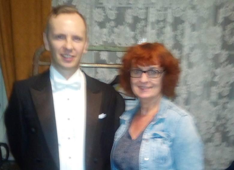 Blog FPP. Wieczór piąty - Radosław Sobczak, urodzony pianista