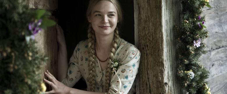 """Kadr z filmu """"Wołyń"""" Wojciecha Smarzowskiego. Michalina za tę rolę dostała nagrodę w Gdyni"""