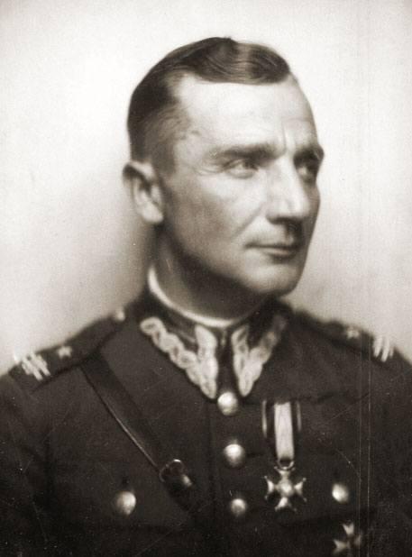Henryk Dobrzański pseudonim Hubal