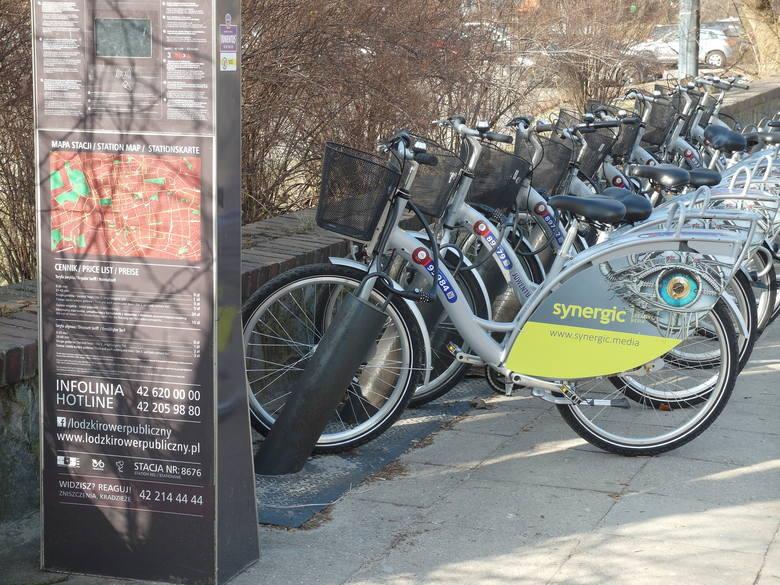Rozpoczyna się czwarty sezon Łódzkiego Roweru Publicznego. To ostatni sezon w takiej formie