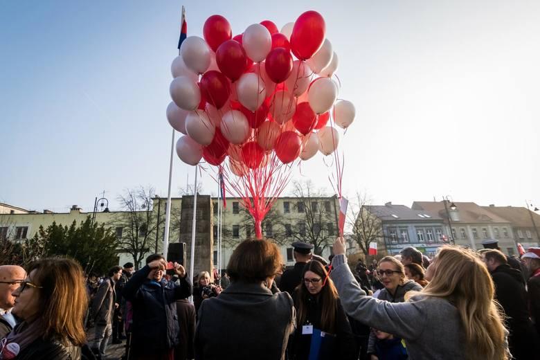 W sobotę, 10 listopada, odbyło się Starofordońskie Święto Niepodległości. Impreza została zorganizowana przez Stowarzyszenie Miłośników Starego Fordonu