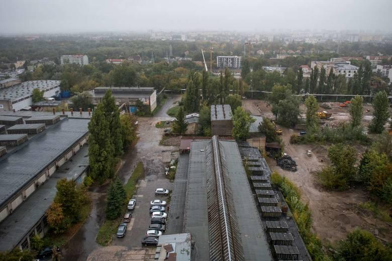 Obecnie trwają przygotowania do rozpoczęcia budowy pierwszego etapu osiedla. Powstanie w nim 251 mieszkań o powierzchni liczącej od 30 metrów kwadratowych