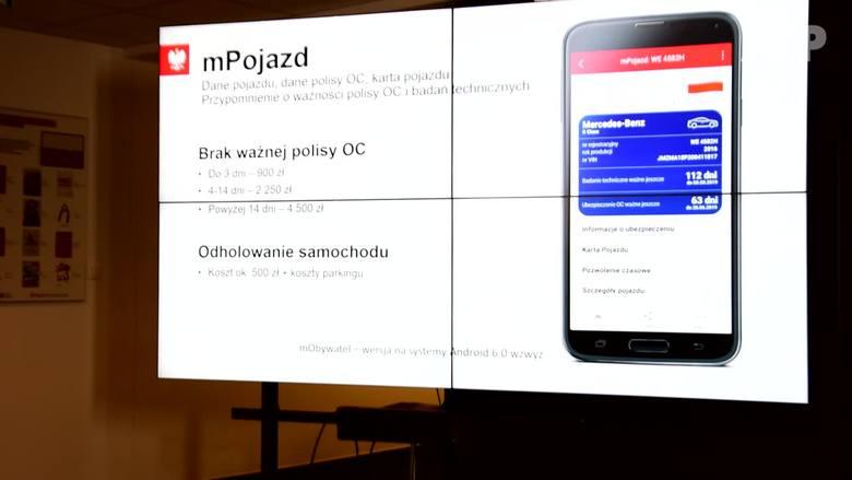 Informacje z dowodów rejestracyjnych teraz trafią też na... smartfony. Aplikacja mObywatel posiada usługę mPojazd