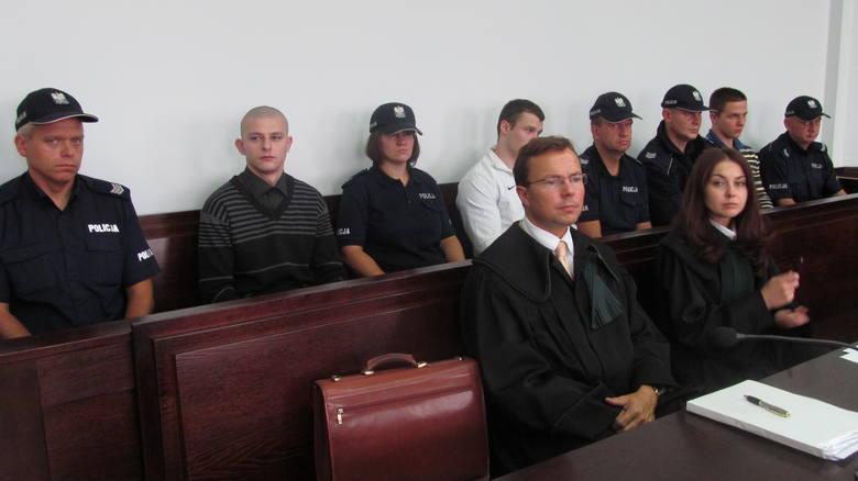 Zabójstwo na stacji Orlen koło Korony - sąd apelacyjny utrzymał wyrok 25 lat więzienia