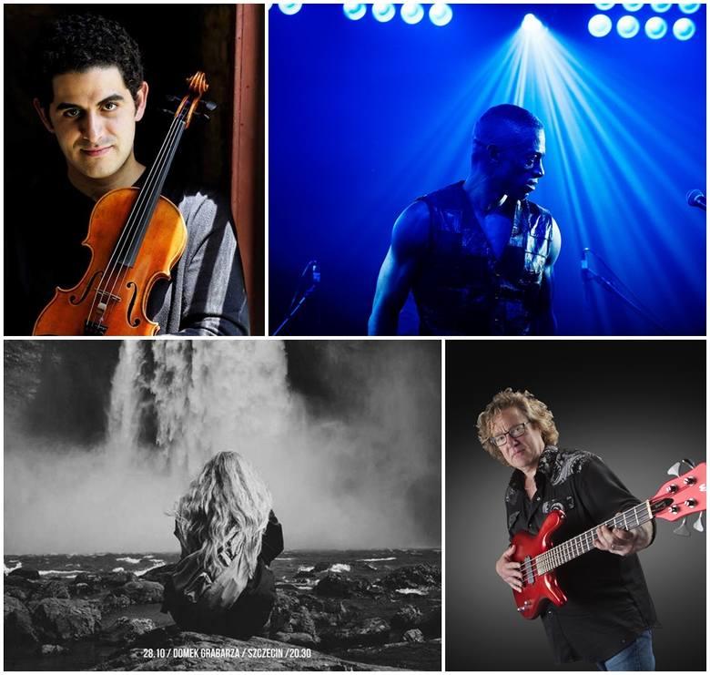 Weekend w Szczecinie. Koncerty, teatr, warsztaty... [WIDEO]
