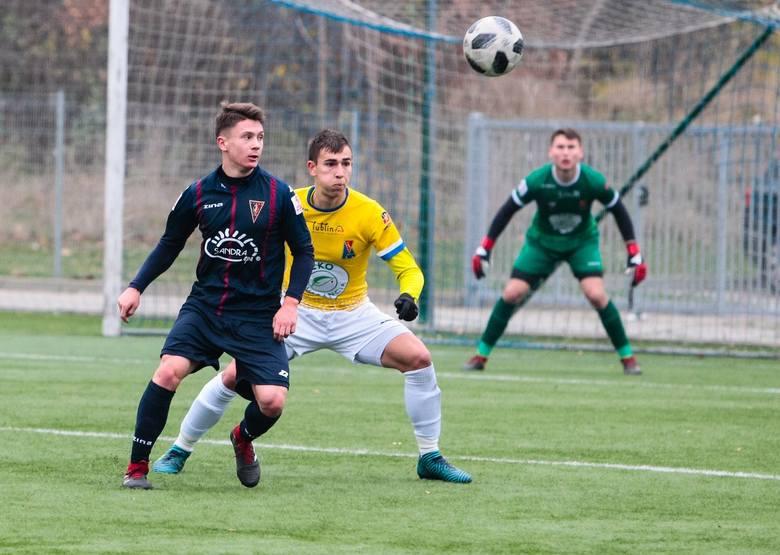 Juniorzy starsi Pogoni Szczecin zajmują miejsce w czołówce CLJ U18.