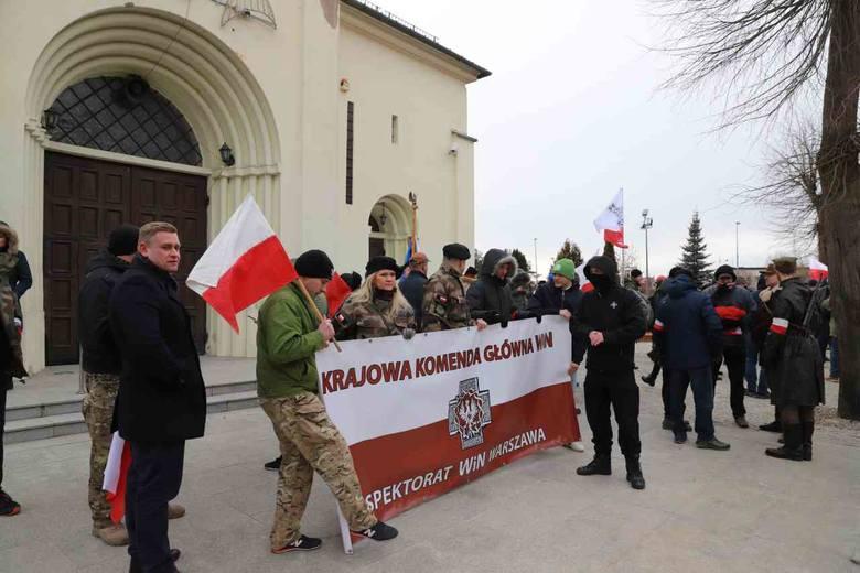 IV Hajnowski Marsz Pamięci Żołnierzy Wyklętych 2019 - 23 lutego