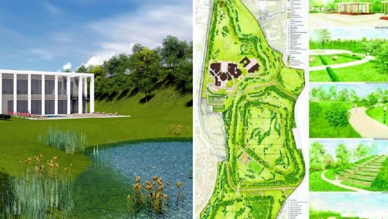 Na Białych Morzach w Łagiewnikach miało powstać pole golfowe. Jest jednak także koncepcja, by na tym terenie powstał park.