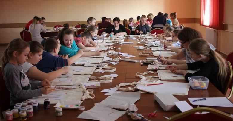 Ośrodek Kultury i Biblioteka Gminy Wielgie przygotowały na czas ferii wiele atrakcji dla dzieci. >> Najświeższe informacje z regionu, zdjęcia,