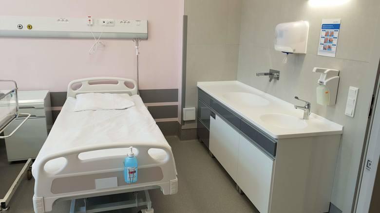 Oddział położniczy w szpitalu w Strzelcach Opolskich przeszedł generalny remont. Zobacz warunki jakie panują w salach [ZDJĘCIA]