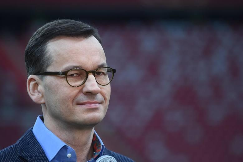 Premier Mateusz Morawiecki uziemiony w Warszawie. Wykład w Brukseli odwołany