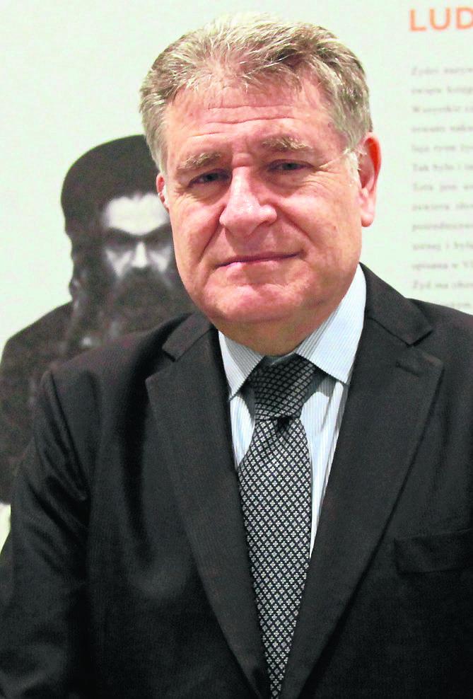 Abraham Skórka odwiedził Centrum Dialogu im. Edelmana w Łodzi, gdzie wygłosił wykład o dialogu międzyreligijnym