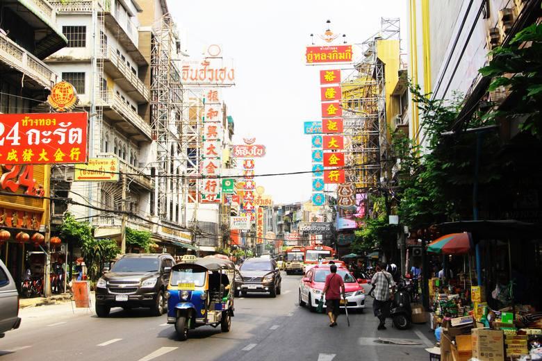 Po 1% ankietowanych wskazało jako kierunek wyjazdu do pracy Tajlandię oraz Turcję.Do jakiego kraju planujesz wyjechać do pracy za granicę?  Takie pytanie