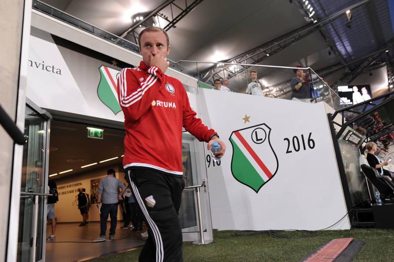 Aleksandar Vuković poprowadzi Legię w meczu z Wisła w Krakowie. Potem ma zostać asystentem Jacka Magiery.