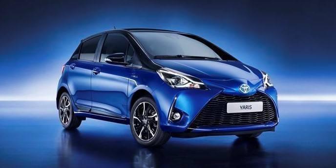 Poznań Motor Show 2017. Ile kosztuje nowa Toyota Yaris?