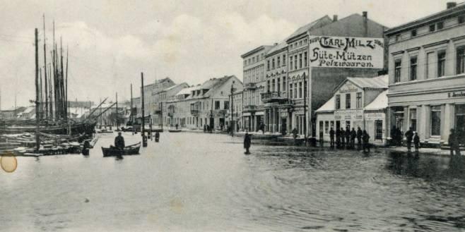 Zalane Świnoujście - 1904