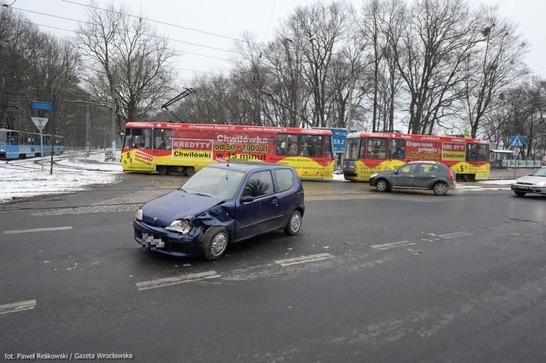 Wypadek przy al. Paderewskiego