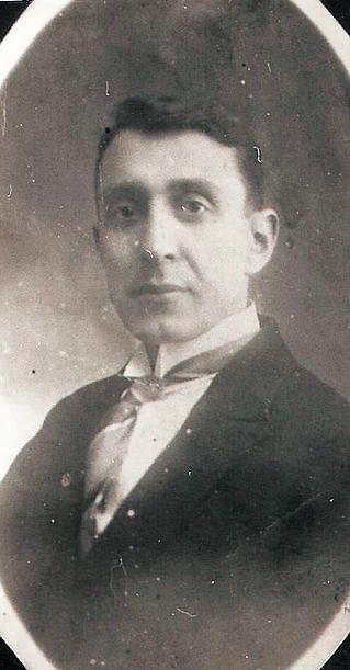 Włodzimierz Martyński, sekretarz magistratu w Łucku