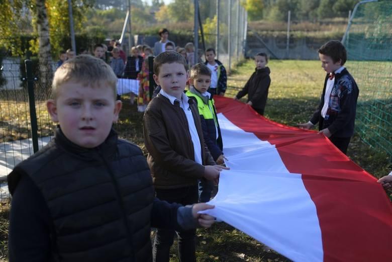 100 drzew z okazji 100-lecia odzyskania przez Polskę niepodległości posadzono przy Szkole Podstawowej w Cierpicach. Powstała specjalna Aleja Niepodległości,