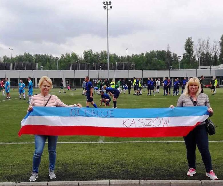 Takie wsparcie miała drużyna podczas mistrzostw w Sosnowcu