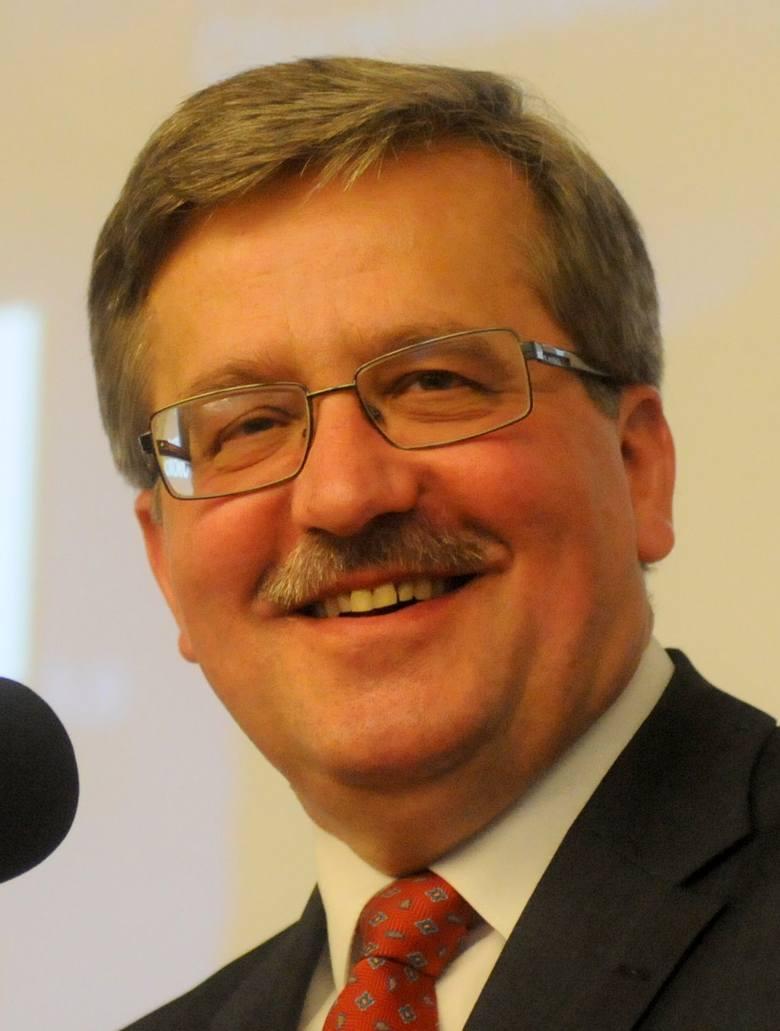 Bronisław Komorowski otrzymał poparcie Włodzimierza Cimoszewicza