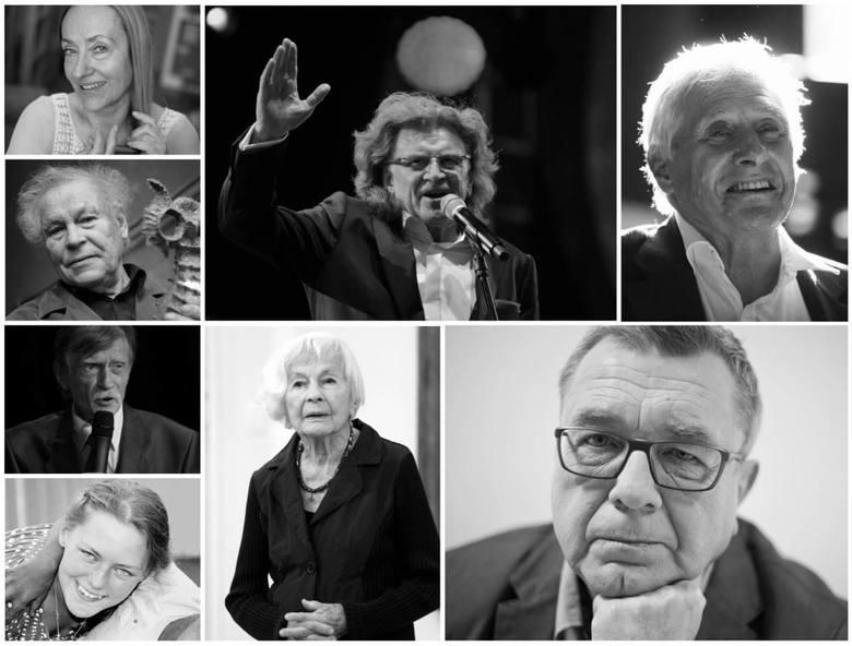 Wspominamy znanych Małopolan, którzy zmarli w tym roku. Przejdź dalej >>>
