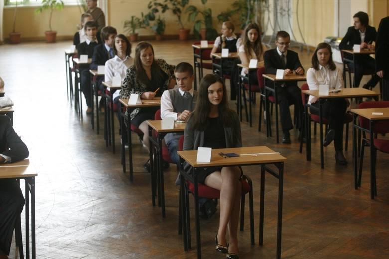 Egzamin gimnazjalny 2016 arkusze odpowiedzi testy zadania
