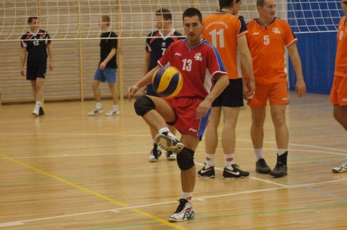 Akademickie Mistrzostwa Pomorza i Kujaw w siatkówce mężczyzn
