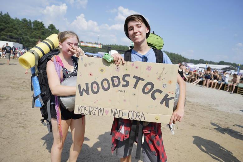 PolandRock Festival, czyli następca Przystanku Woodstock zaczyna się oficjalnie w czwartek, ale już w środę na terenie imprezy było tłoczono. Zobaczcie